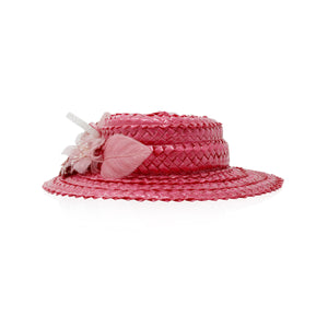 Camellia Bloom Hat