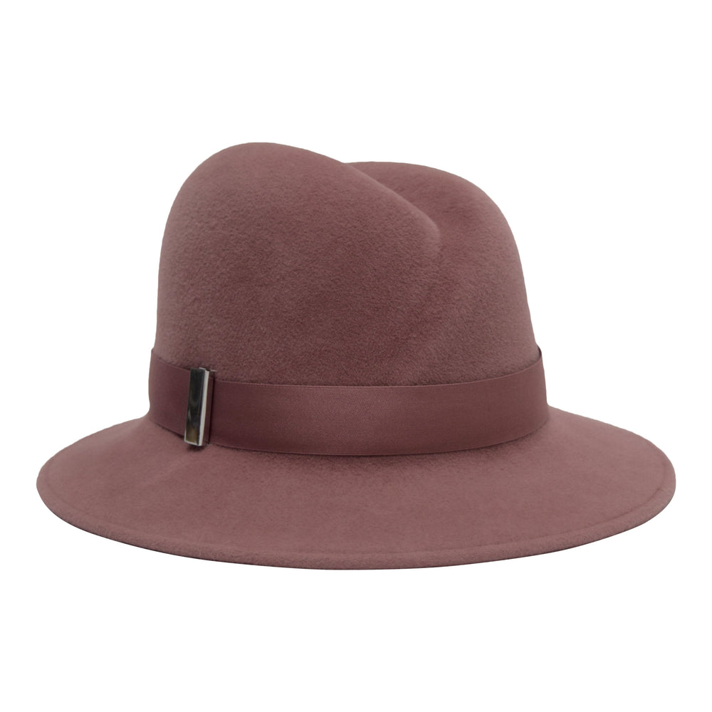 Nell Fedora | Dusty Rose