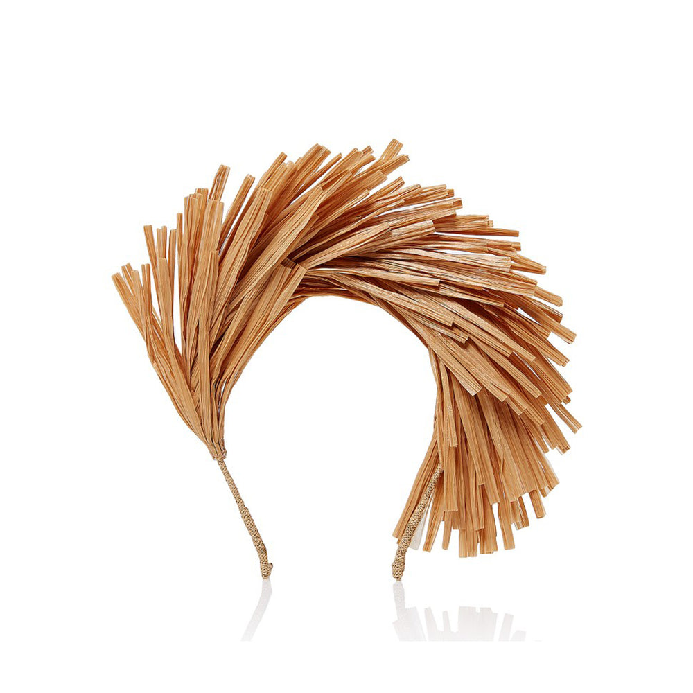 Single Strand Raffia Band | Natural