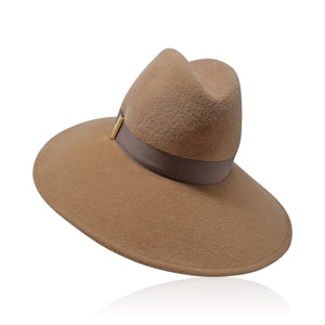 Requiem Fedora | Camel and Chestnut