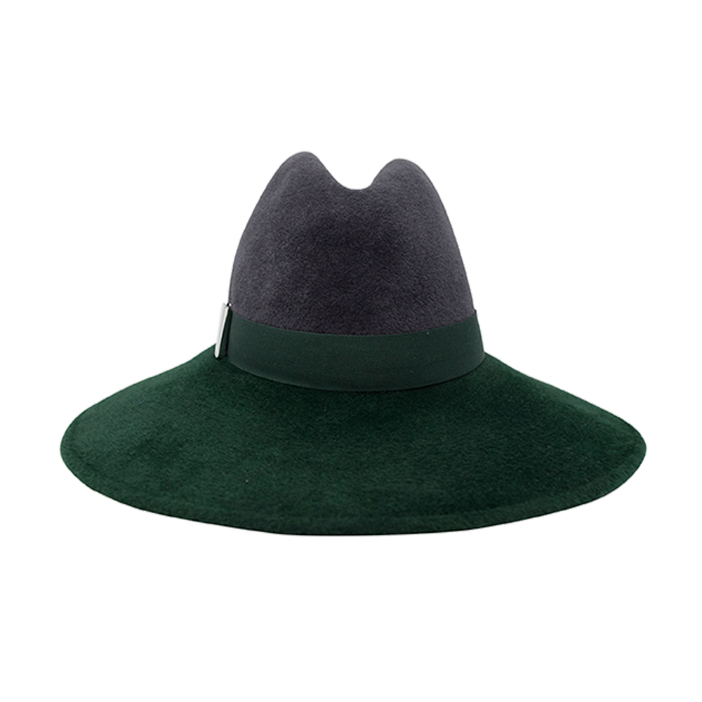Requiem Fedora | Hunter Slate