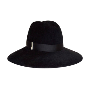 Requiem Fedora | Black