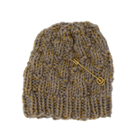 Anja Beanie | Alabaster | Exclusive
