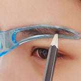 Gabarit de Tatouage Sourcils en Forme Pochoir