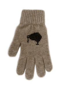Natural/Brown Marl Icon Kiwi Gloves