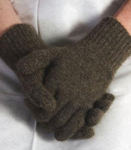 Bark Plain Gloves