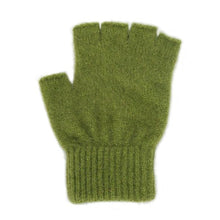 Load image into Gallery viewer, Olive Open Finger Glove