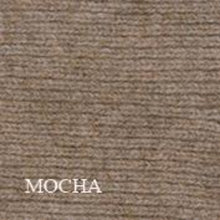 Load image into Gallery viewer, Mocha ribbed throw