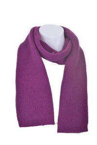 Super soft and luxurious scarf.  Finished end with knitted binding and blended with Pure Mulberry Silk.  It is a scarf that compliments anybody's style - A scarf that you will just not want to part with.