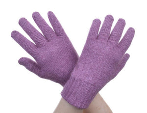 Heather Plain Gloves