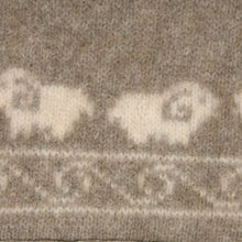 Load image into Gallery viewer, Luxuriously warm and soft, double thickness Sheep Scarf.