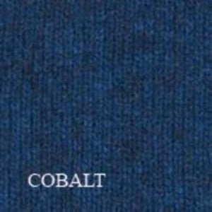 Cobalt Plain Gloves