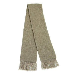 Natural Plain Scarf