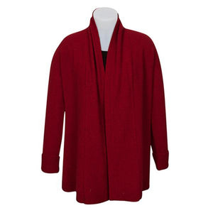 Berry Wrap Jacket