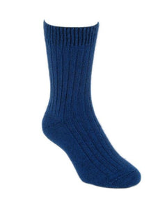 Lagoon Casual Rib Sock