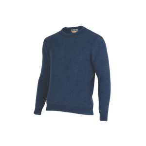 Crew Neck Fisherknit Sweater.  Rugged outdoor wear
