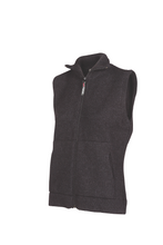 Load image into Gallery viewer, Woman's Eco Vest with Pockets.  Rugged outdoor wear.