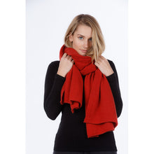 Load image into Gallery viewer, Women's Possum and Merino.  his wrap is elegant and stylish, and can be worn in a multiple ways.  The ultimate travel companion.
