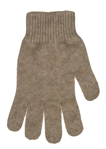 Possum & Merino Accessories.  A unisex glove made in a durable blend of possum and merino, in classic colours.