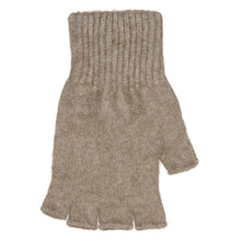 Load image into Gallery viewer, Possum & Merino Accessories.  A unisex fingerless glove made in a durable blend of possum and merino, in classic colours.