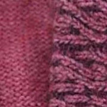 Load image into Gallery viewer, Rose/Grape swatch two tone jumper