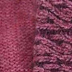 Rose/Grape swatch two tone jumper