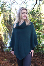 Load image into Gallery viewer, Tasman Cowl Neck Poncho