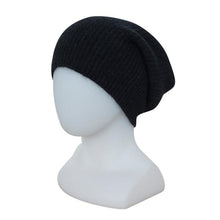 Load image into Gallery viewer, Slouch Hat Black
