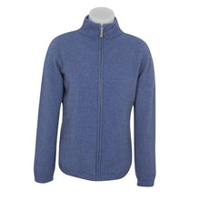 Load image into Gallery viewer, Bluebell Plain Zip Jacket