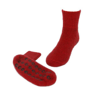 Red House Sock