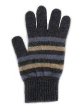 Load image into Gallery viewer, Denim Multi Striped Glove