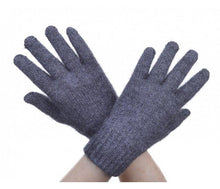 Load image into Gallery viewer, Pewter Plain Gloves
