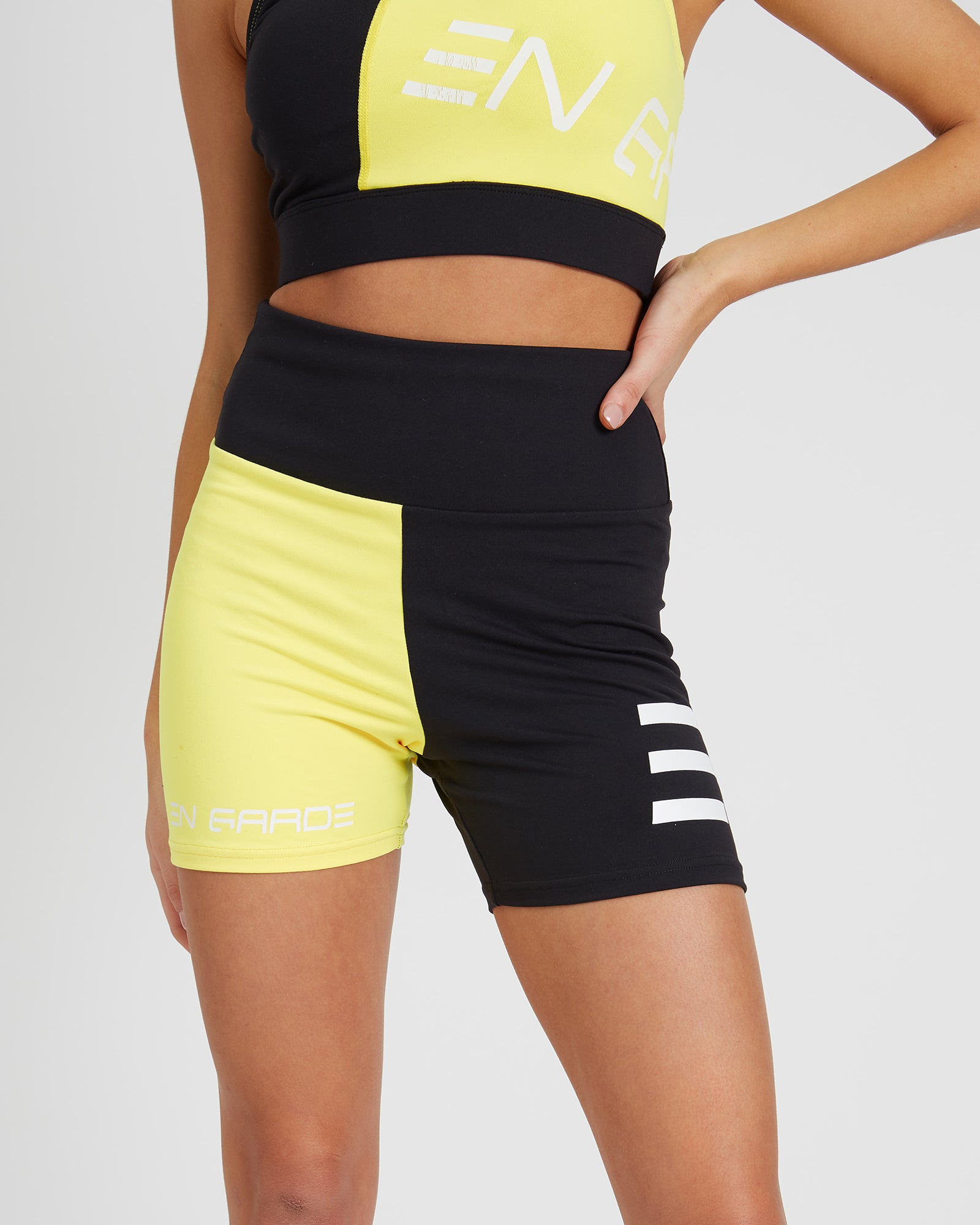 bike_shorts_women_black_yellow