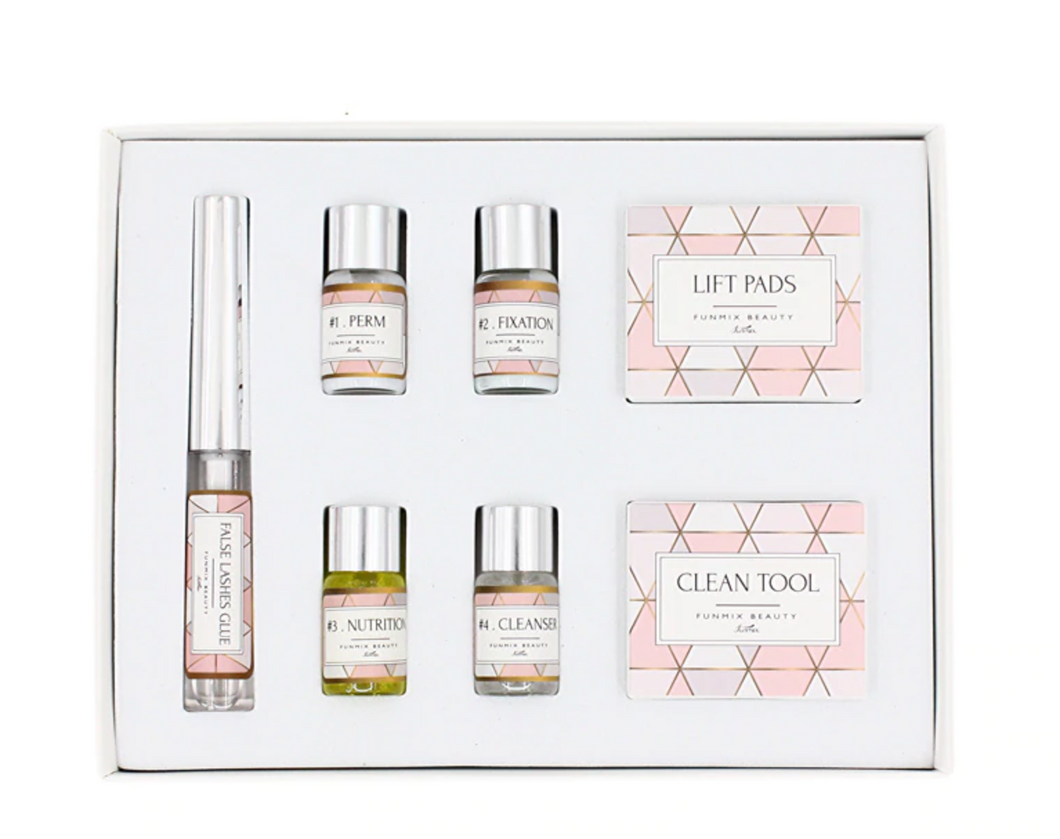 KIT REHAUSSEMENT DE CILS By Iconic ALL