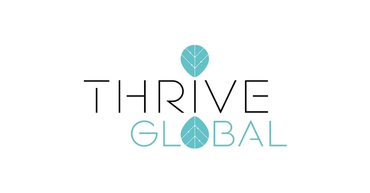Thrive Global Feature - Clout Champs