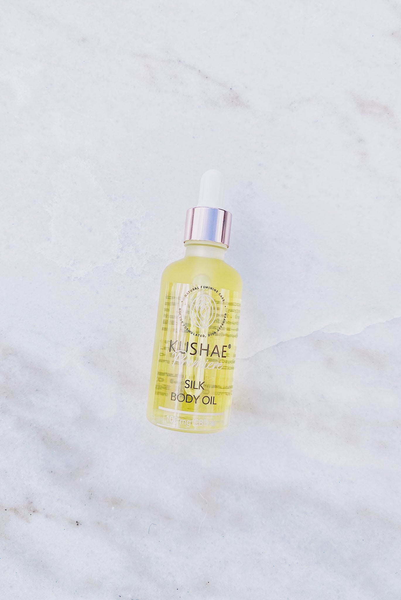 Kushae Silk Body Oil