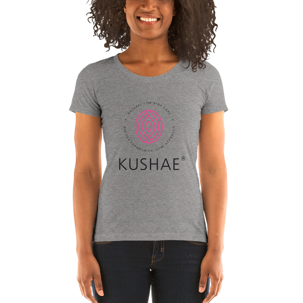 Kushae Official Logo Ladies' short sleeve t-shirt