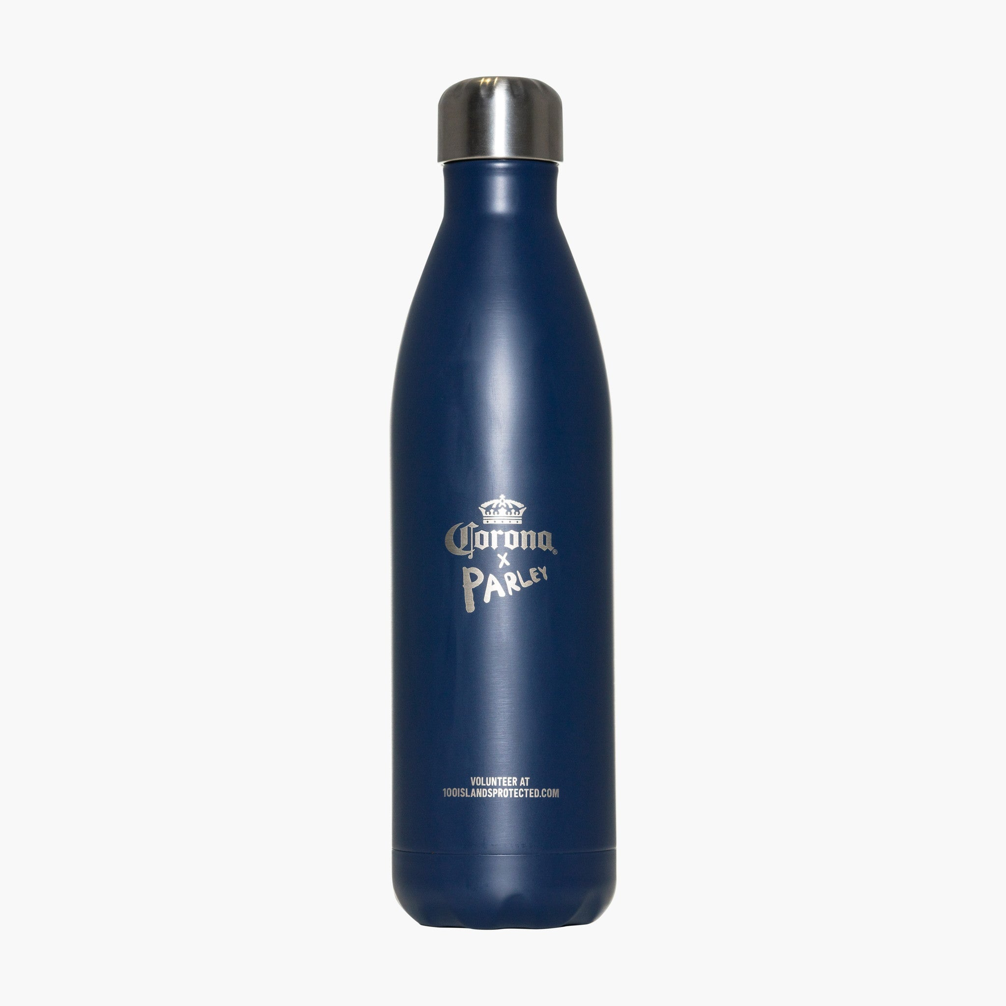 Corona x Parley Stainless Steel Water Bottle