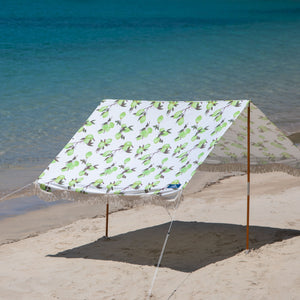 Business & Pleasure Co. + Corona Luxury Beach Tent