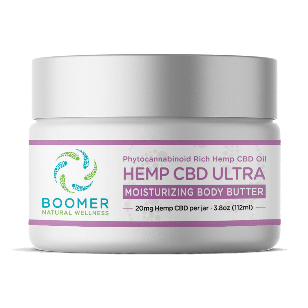 Hemp CBD Ultra Moisturizing Body Butter