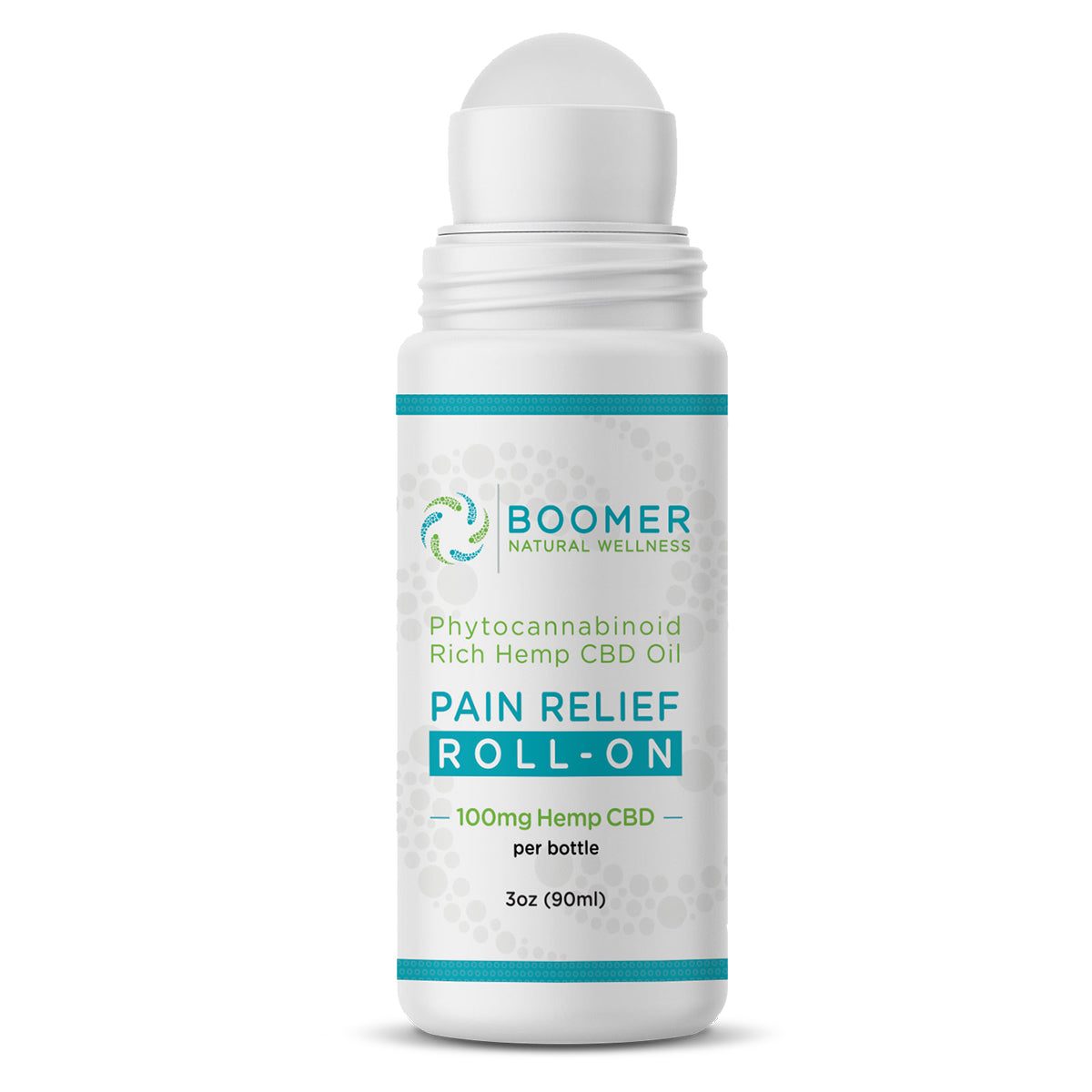Pain Relief Roll On With Hemp CBD