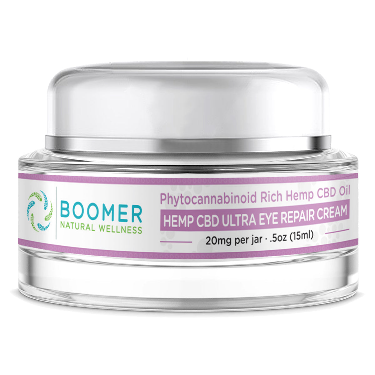 Hemp CBD Ultra Eye Moisturizing Cream