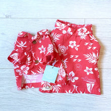 Load image into Gallery viewer, Hawaiian shirt Pink