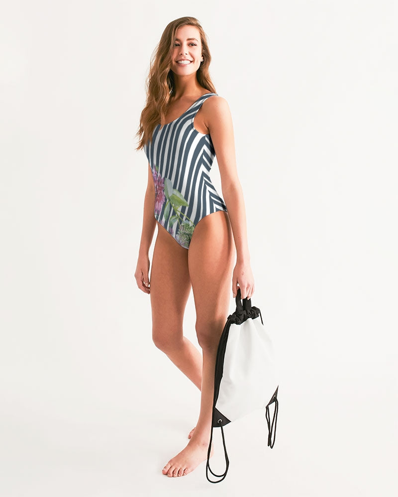 Summer Women's One-Piece Swimsuit