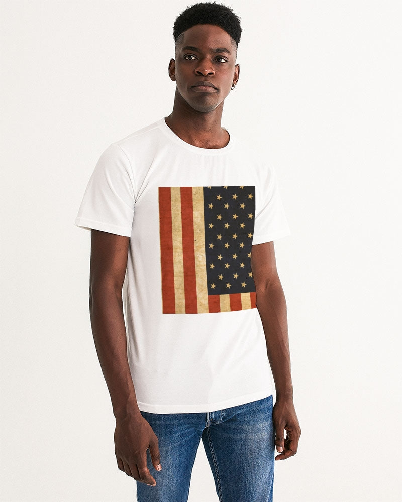 Flag Men's Graphic Tee