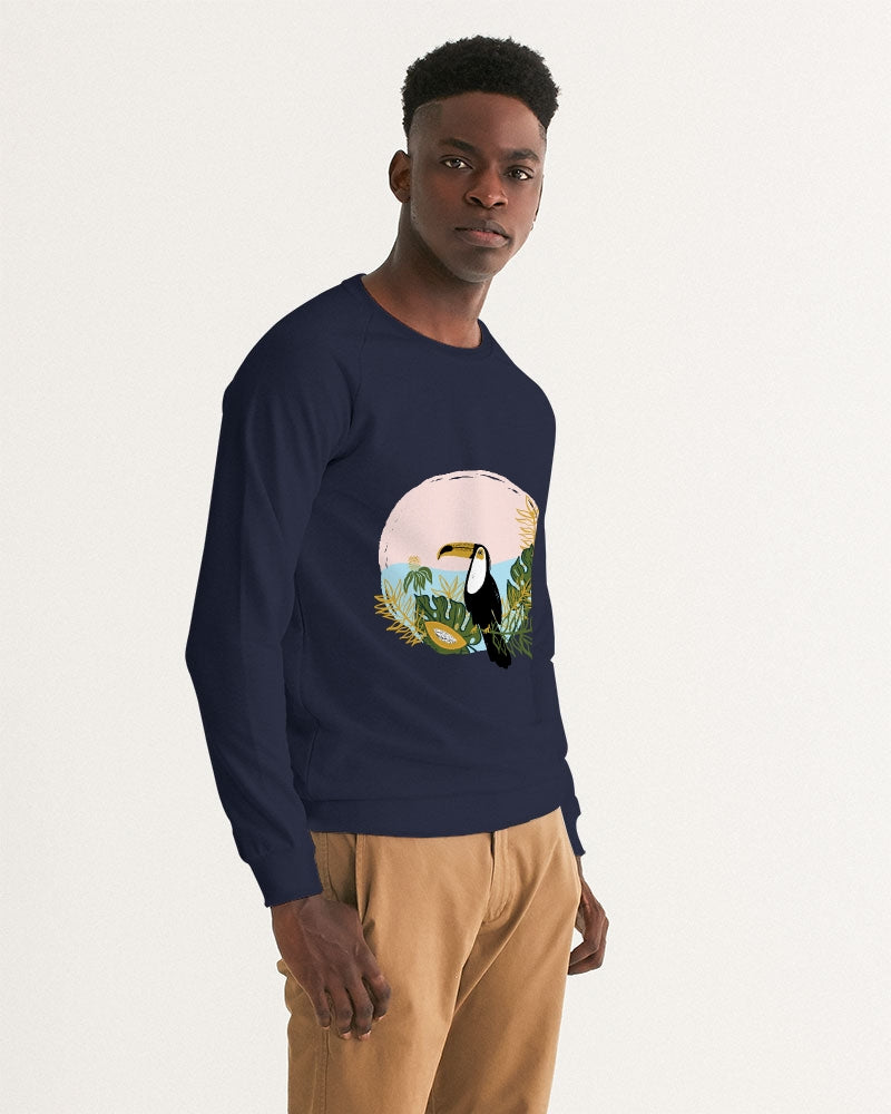 Summer Time Men's Graphic Sweatshirt