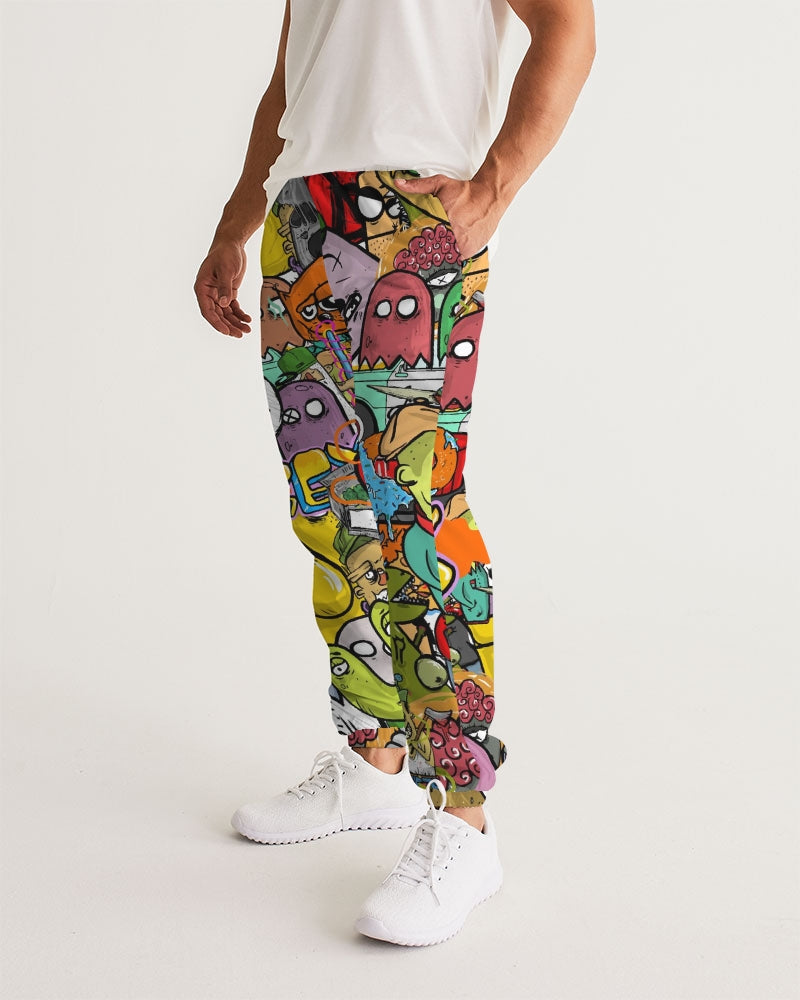 Crowded Street Men's Track Pants