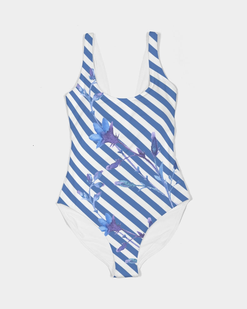 The Blue Sea Women's One-Piece Swimsuit