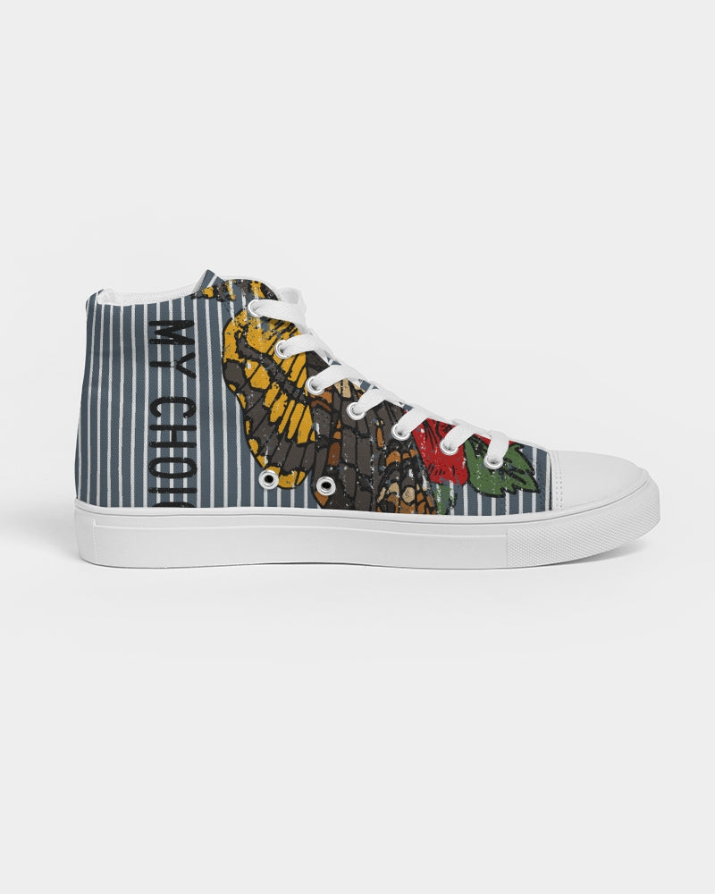 Cool Guy Women's Hightop Canvas Shoe