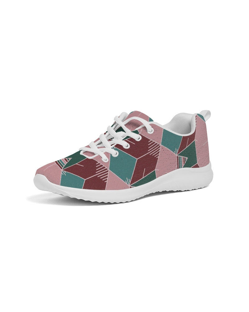 Geometry Women's Athletic Shoe
